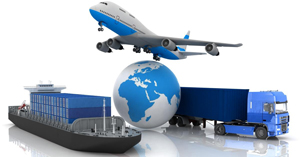 Sea, Land & Air Freight
